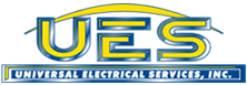Universal Electrical Services Logo
