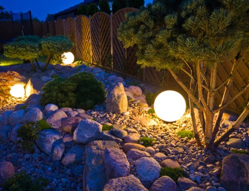 Security Lighting: Protecting Your Home with These Lighting Options