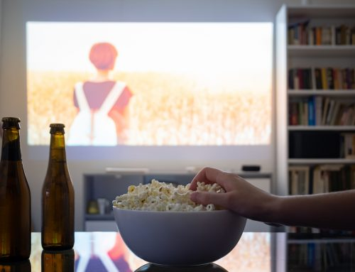 How to Make a Kick-Ass Media Room