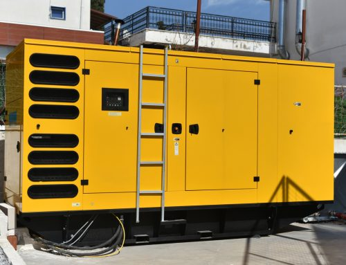 How to Pick the Right Size Generator For Your Commercial Building
